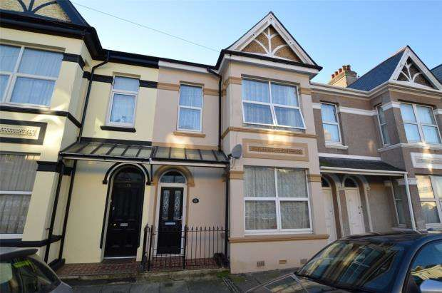 3 Bedrooms Terraced House for sale in Eton Place, Plymouth, Devon