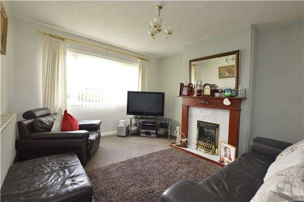 3 Bedrooms Semi Detached House for sale in Merlin Way, Chipping Sodbury, BRISTOL, BS37 6XP