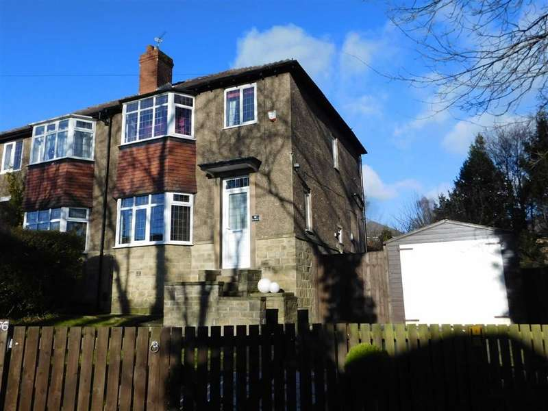 3 Bedrooms Property for sale in Ridgeway, 76, Birkby Lodge Road, Birkby, Huddersfield