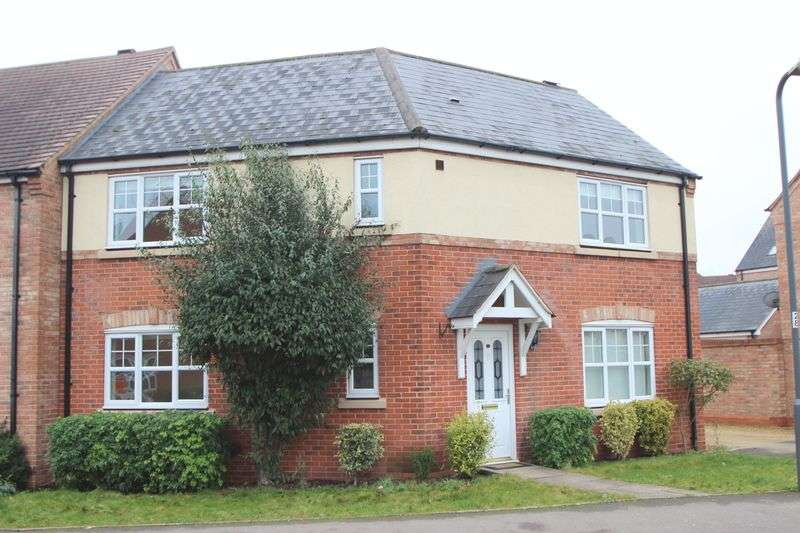 3 Bedrooms House for sale in Wordsworth Avenue, Stratford-Upon-Avon