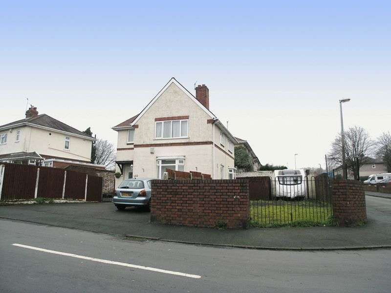 3 Bedrooms Detached House for sale in BRIERLEY HILL, Cooper Avenue