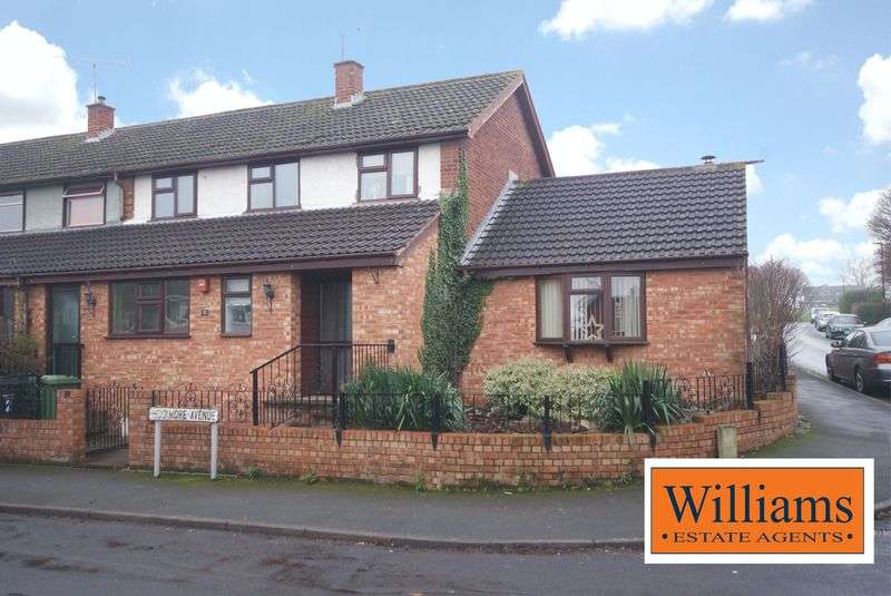 3 Bedrooms Terraced House for sale in Riddimore Avenue, Hereford
