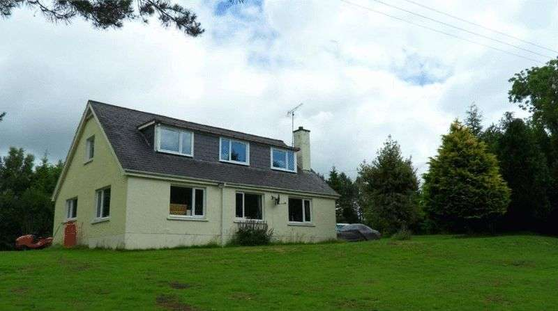 3 Bedrooms Detached House for sale in Altass, Rosehall, IV27 4EU