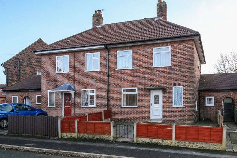 2 Bedrooms Semi Detached House for sale in Pinewood Crescent, Orrell
