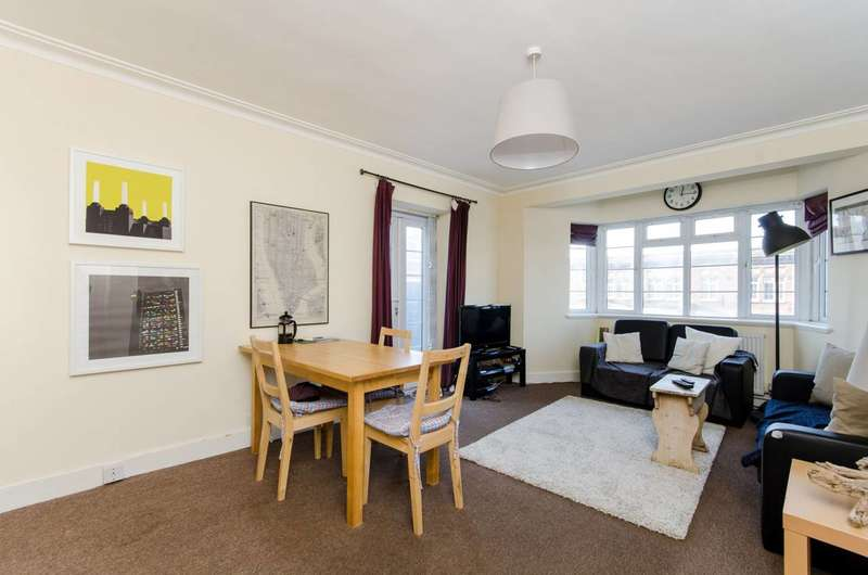 3 Bedrooms Flat for sale in Leigham Hall., Streatham Hill, SW16