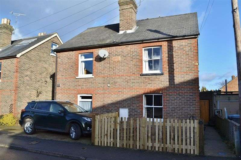 3 Bedrooms Semi Detached House for sale in School Lane, Ashurst Wood