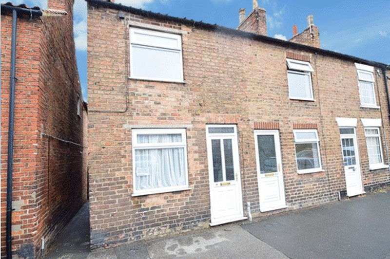 2 Bedrooms Terraced House for sale in Newmarket, Louth