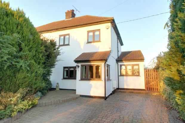 4 Bedrooms Semi Detached House for sale in Nine Ashes Road, Ingatestone, Essex, CM4 0QT