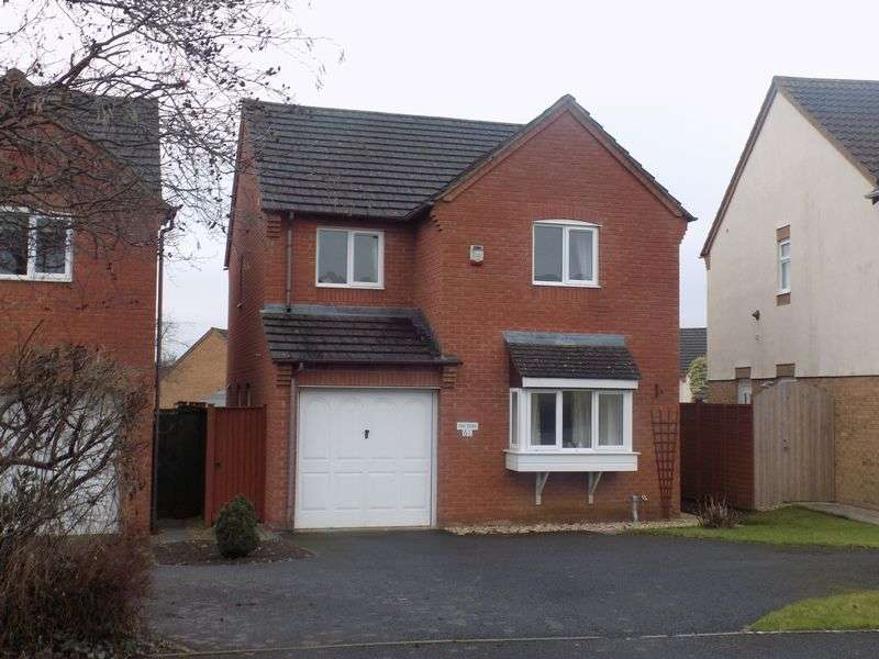 4 Bedrooms Detached House for sale in Pennine Way, Ash Brake