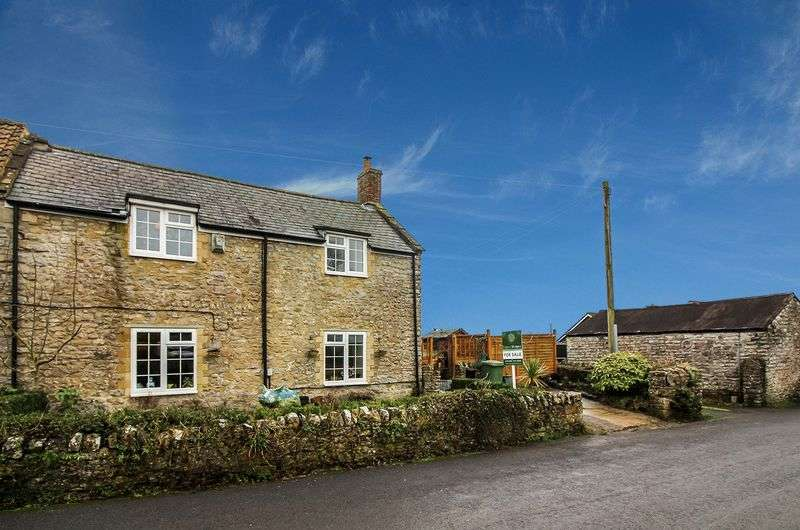 3 Bedrooms Cottage House for sale in Weston Town, Evercreech