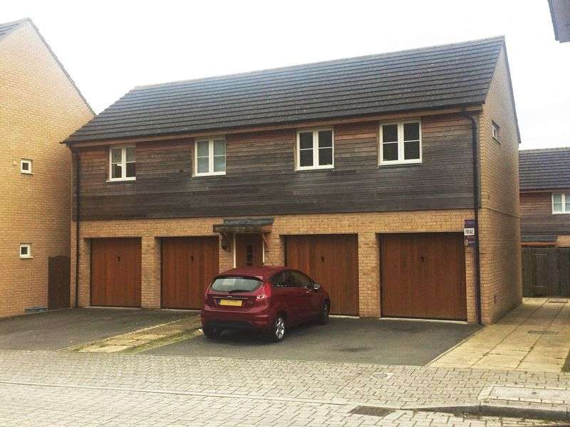 2 Bedrooms Detached House for sale in Flexerne Crescent, Milton Keynes