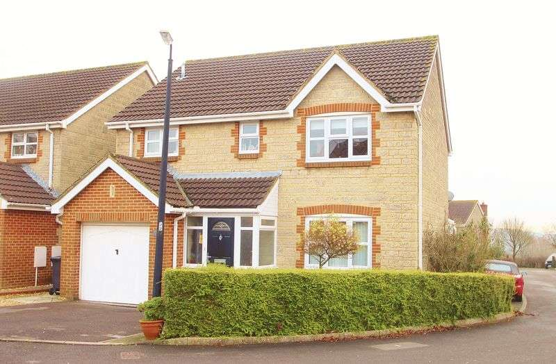 4 Bedrooms Detached House for sale in Nightingale Rise, Portishead