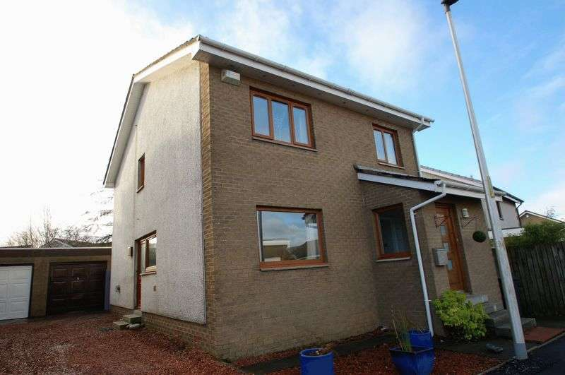 4 Bedrooms Detached House for sale in High Meadow, Carluke