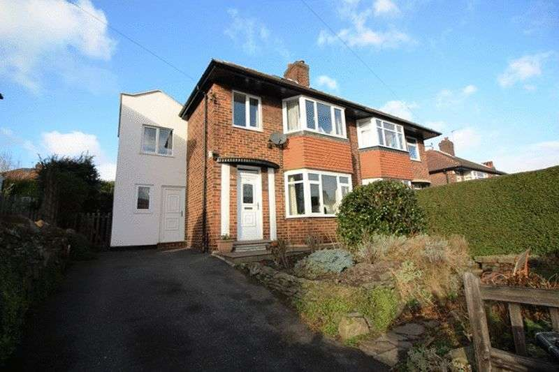 4 Bedrooms Semi Detached House for sale in Dudwell Lane, Halifax