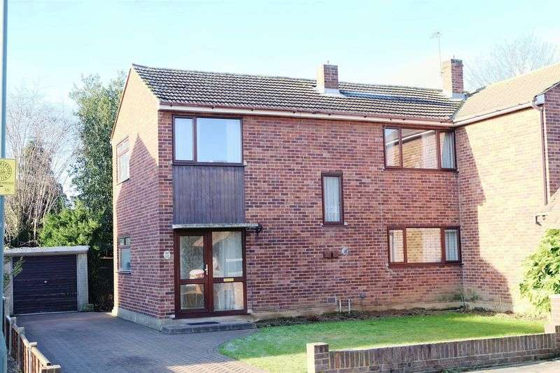 3 Bedrooms Semi Detached House for sale in Willow Close, Bexley