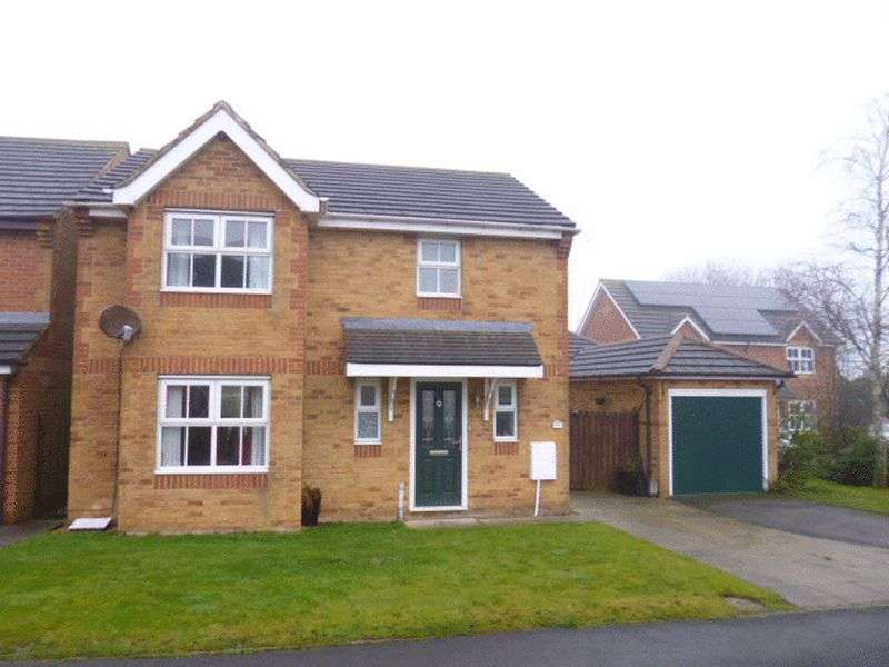 3 Bedrooms Detached House for sale in Chestnut Court, Toft Hill