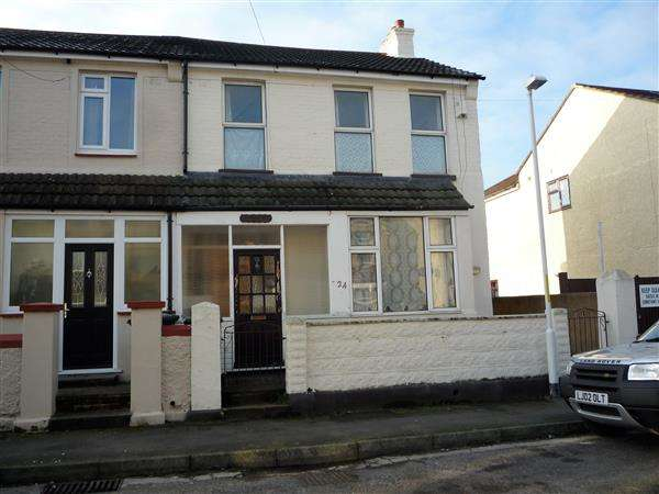 3 Bedrooms End Of Terrace House for sale in Napier Road, Northfleet, Gravesend
