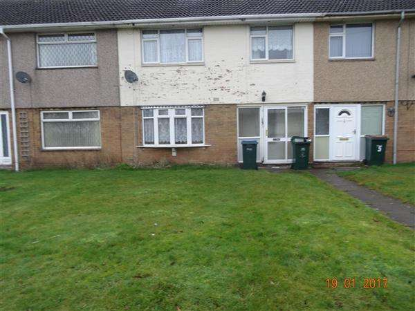 2 Bedrooms Terraced House for sale in Dering Close, Coventry