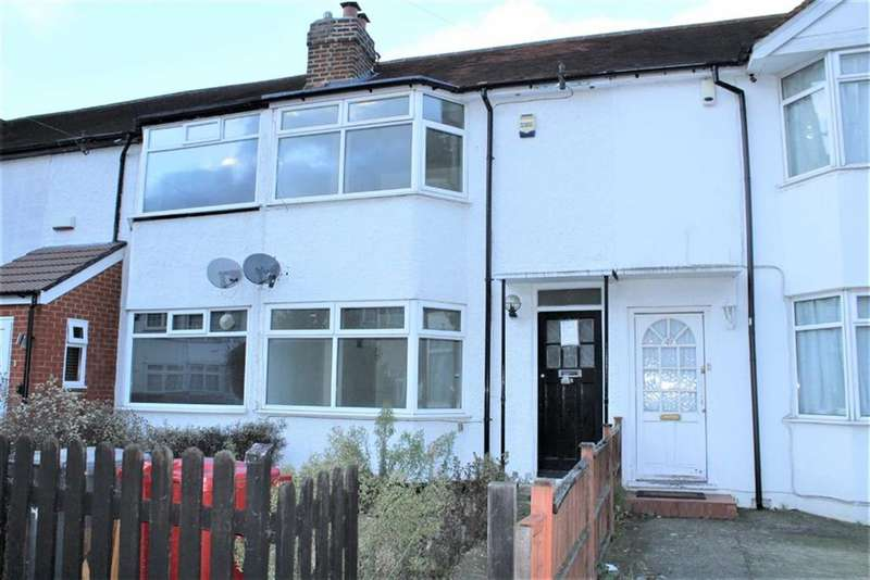3 Bedrooms Terraced House for sale in Salt Hill Way, Slough, Berkshire