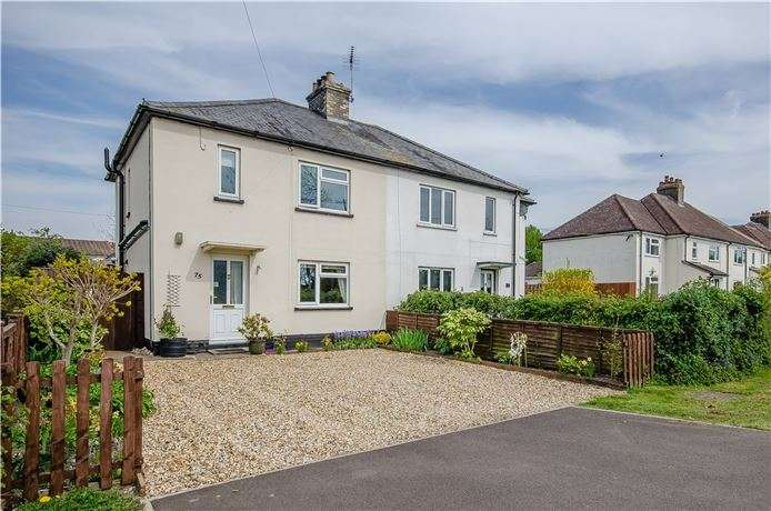 3 Bedrooms Semi Detached House for sale in Fulbourn Road, Teversham, Cambridge