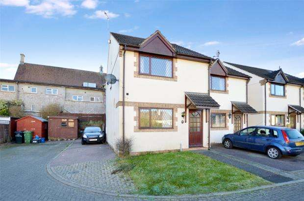 3 Bedrooms Semi Detached House for sale in Brookedor Gardens, Kingskerswell, Newton Abbot, Devon