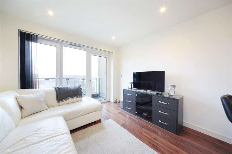 1 Bedroom Flat for sale in Severn House, 19 Enterprise Way, Wandsworth, London, SW18