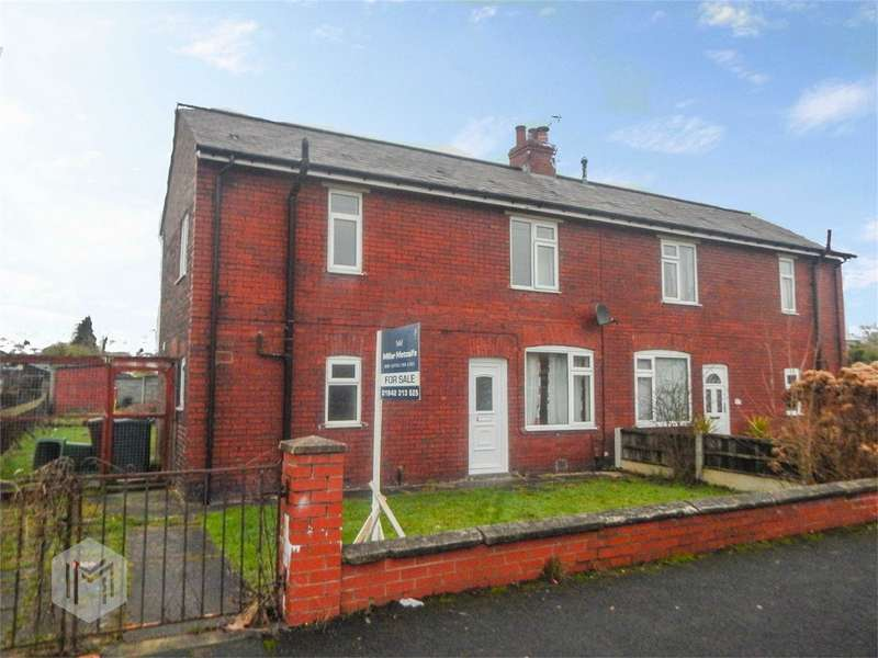 3 Bedrooms Semi Detached House for sale in Schofield Street, Leigh, Lancashire