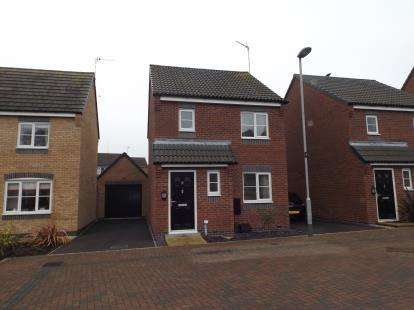3 Bedrooms Detached House for sale in Albert Road, Countesthorpe, Leicester, Leicestershire