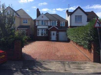 4 Bedrooms Detached House for sale in Lyde Green, Halesowen, West Midlands