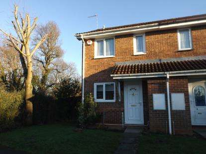 2 Bedrooms End Of Terrace House for sale in Cutlers Rough Close, Northfield, Birmingham, West Midlands