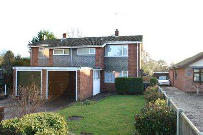 3 Bedrooms Semi Detached House for sale in Belton, Great Yarmouth, Norfolk