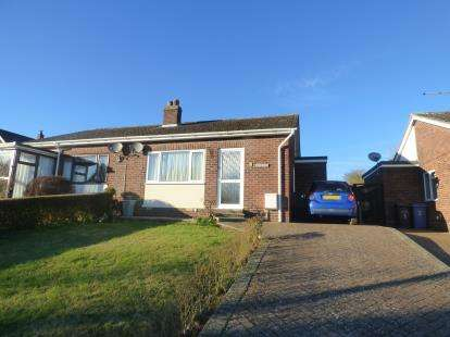 2 Bedrooms Bungalow for sale in Hadleigh, Ipswich, Suffolk
