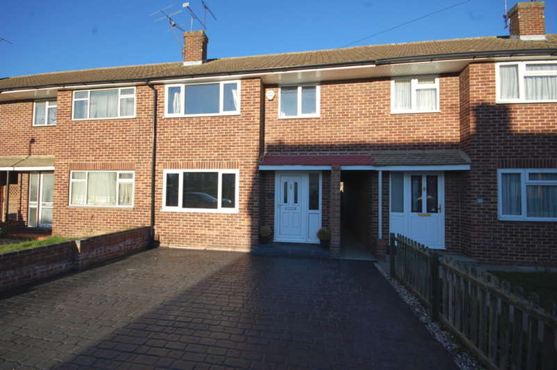 3 Bedrooms Terraced House for sale in Donald Way, Moulsham Lodge, Chelmsford, CM2