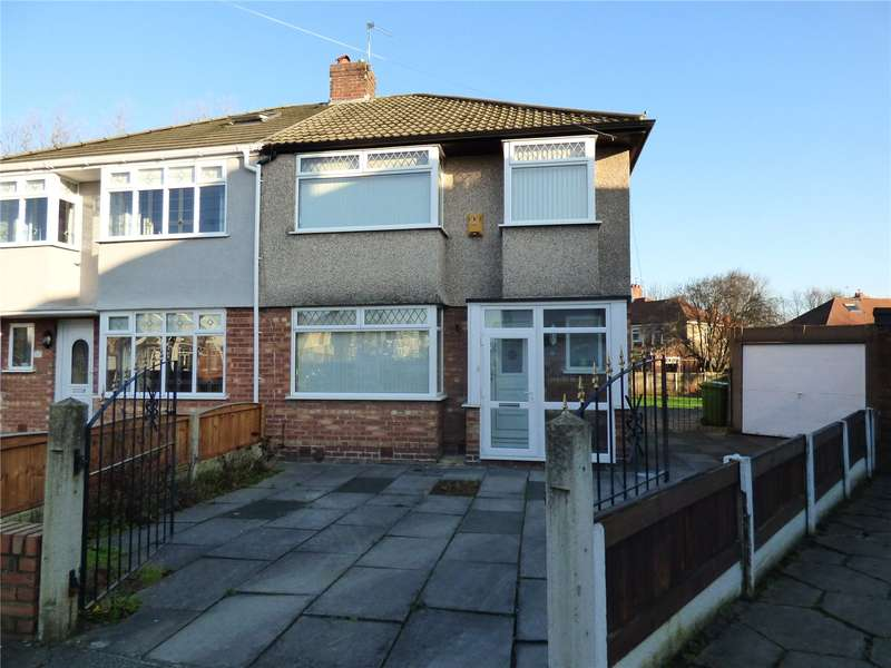 3 Bedrooms Semi Detached House for sale in Vineside Road, Liverpool, Merseyside, L12