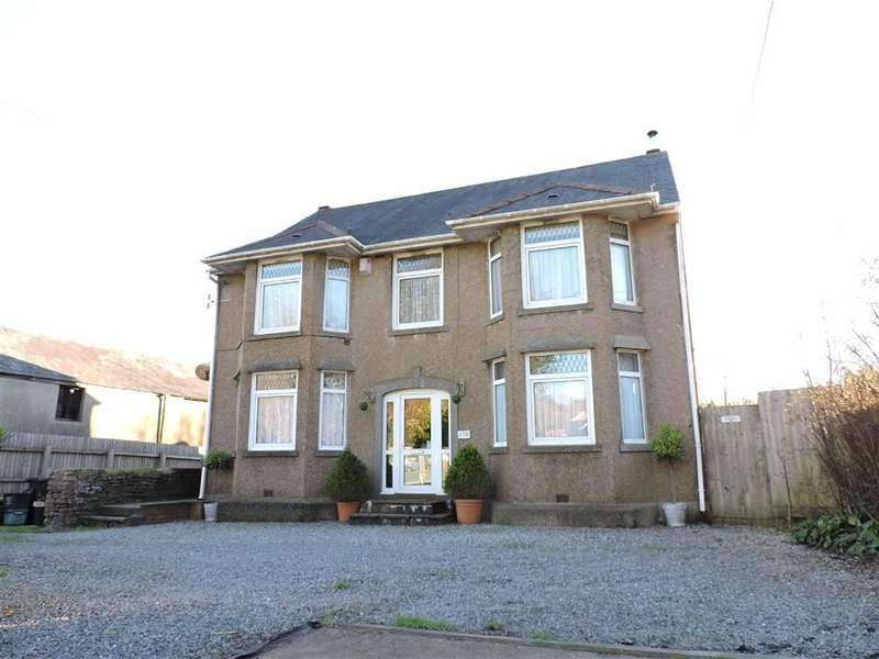 5 Bedrooms Property for sale in Ynysmeudwy Road, Ynysmeudwy