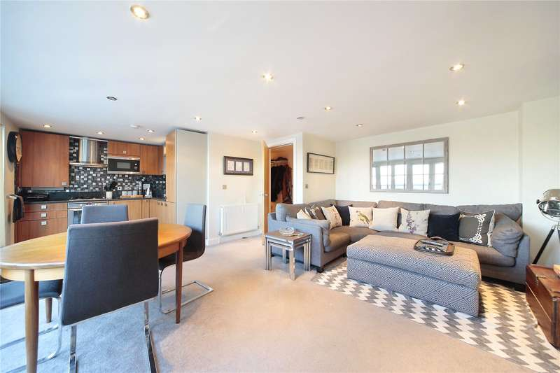 2 Bedrooms Apartment Flat for sale in Stane Grove, Clapham, London, SW9