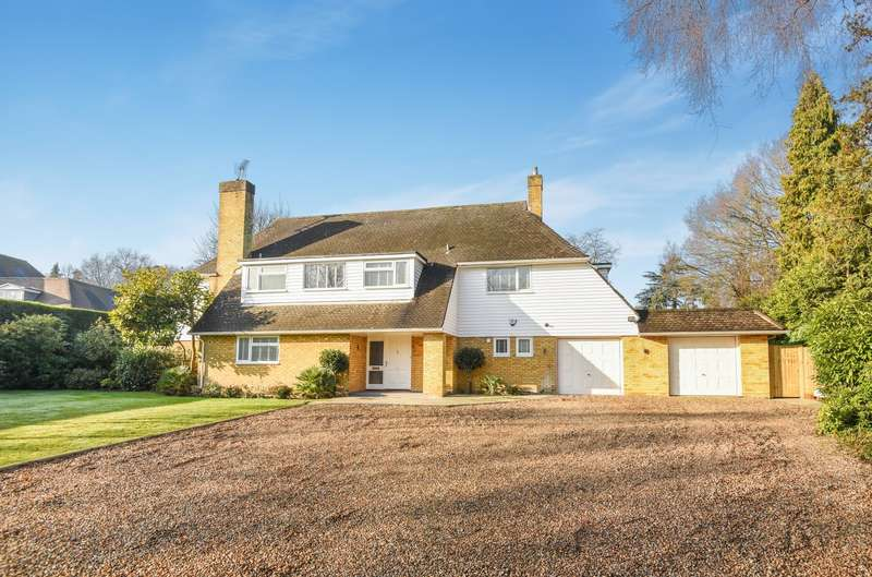 4 Bedrooms Detached House for sale in Burwood Park