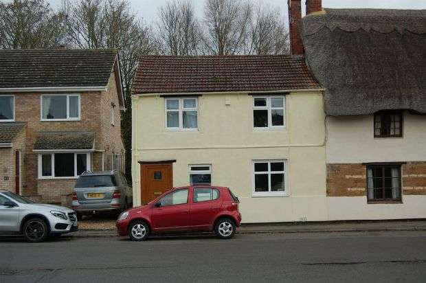 4 Bedrooms Semi Detached House for sale in West Street, Weedon, Northampton NN7 4QU