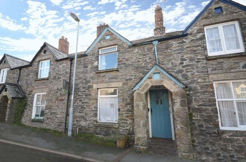 2 Bedrooms Cottage House for sale in Parkwood Road, Tavistock