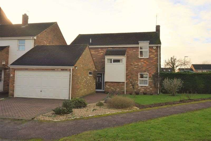 4 Bedrooms Detached House for sale in St Georges Close, Toddington