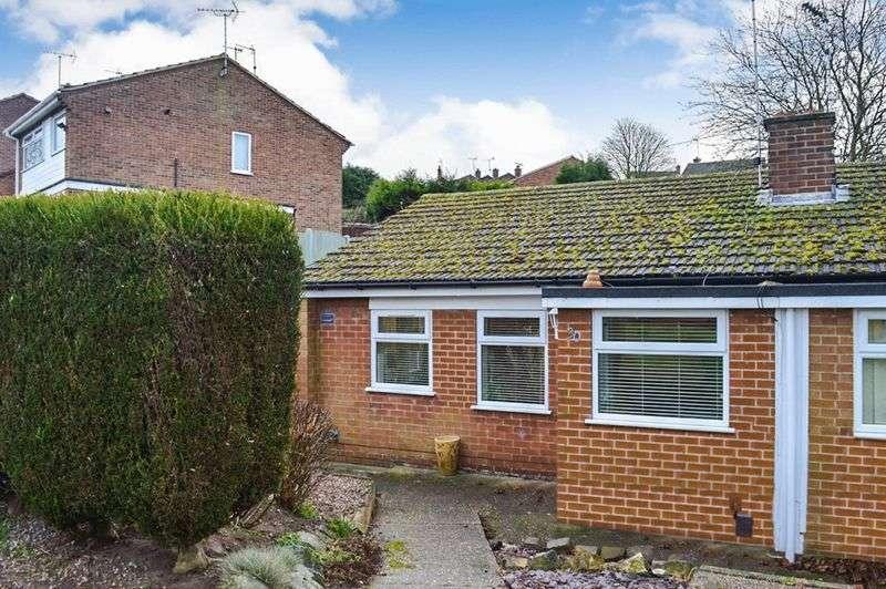 2 Bedrooms Semi Detached Bungalow for sale in Haywood Oaks Lane, Mansfield