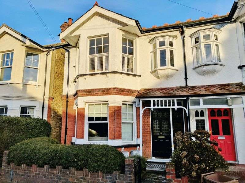 2 Bedrooms Flat for sale in SUTTON