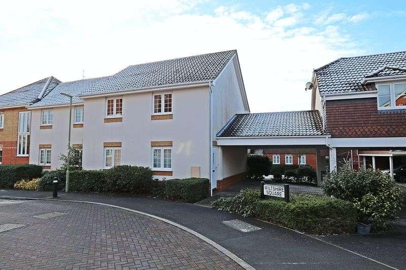 2 Bedrooms Flat for sale in Park Cottage Drive, Titchfield Park