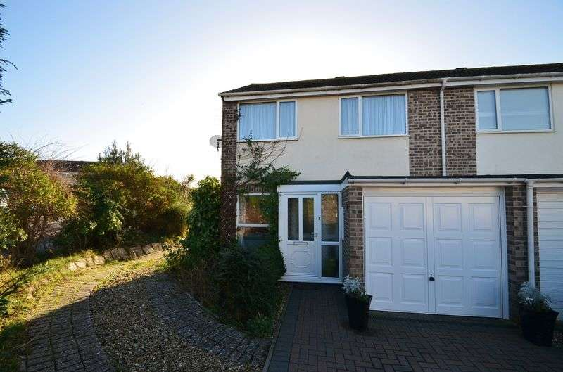 2 Bedrooms Terraced House for sale in Milton Close, Weymouth