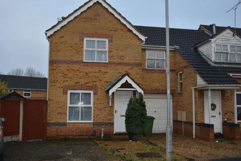 2 Bedrooms House for sale in Rose Walk, Scunthorpe