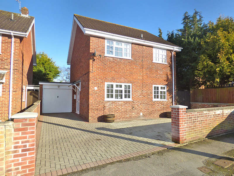 3 Bedrooms Detached House for sale in Petticoat Lane, Dilton Marsh