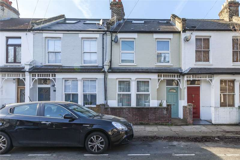 5 Bedrooms Terraced House for sale in Fingal Street, London, SE10