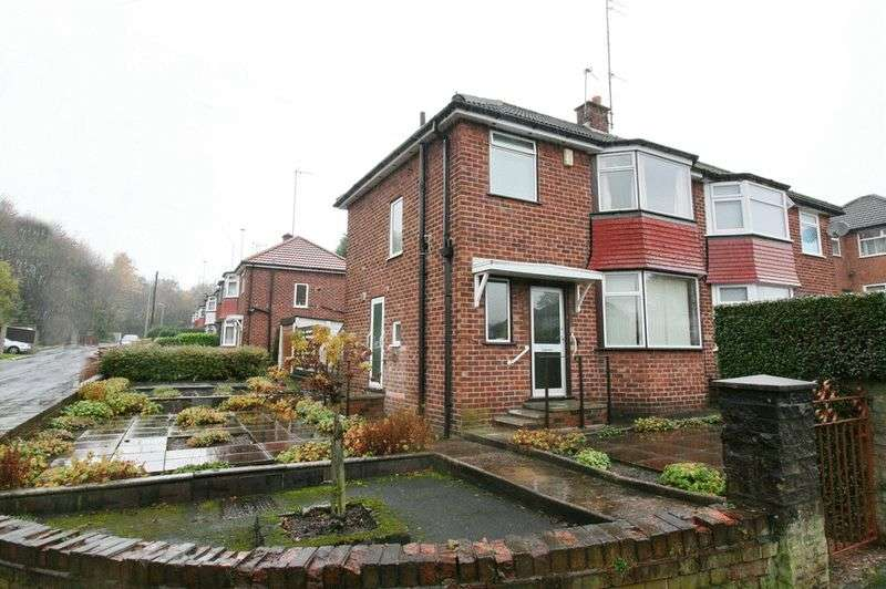3 Bedrooms Semi Detached House for sale in Malvern Drive, Pendlebury Manchester