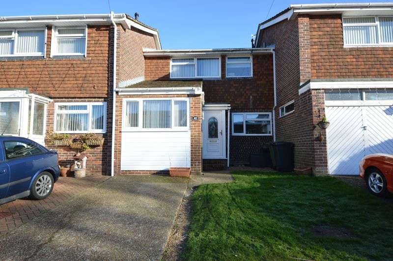 4 Bedrooms Terraced House for sale in The Spinney, Waterlooville
