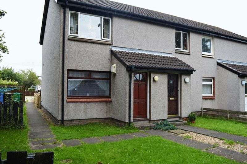 2 Bedrooms Flat for sale in Morlich Grove, Dunfermline